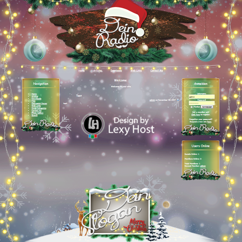 LH_Christmas Designed by Lexy Host