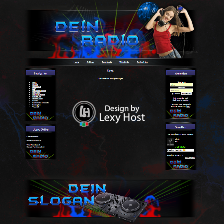 LH_Laser Designed by Lexy Host