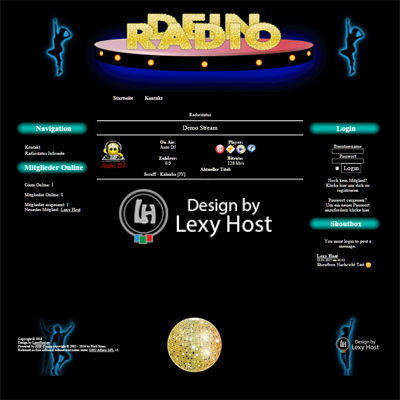 LH_Party Designed by Lexy Host