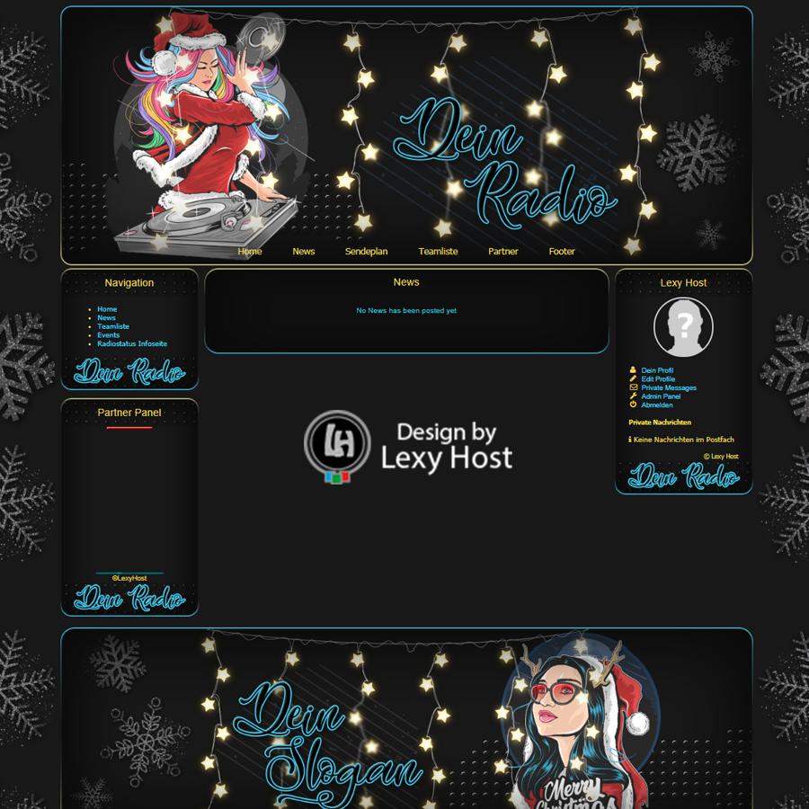 LH_SnowLady Designed by Lexy Host